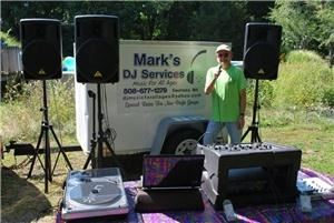 Mark's DJ Services