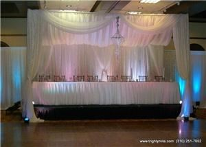 Trightymite Event Lighting &amp; Decor, Canyon Country  A decade of experience &amp; industry knowledge to provide insight &amp; guidance along the way.