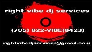Right Vibe DJ Services