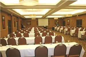 Crowne Ballroom, Crowne Plaza Little Rock, Little Rock — Crowne Ballroom: