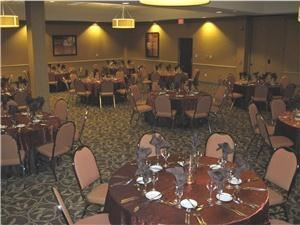 Jackson, Crowne Plaza Little Rock, Little Rock — Jackson Room-Jr. Ballroom.  