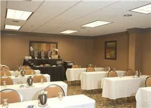 Roosevelt Room, Crowne Plaza Little Rock, Little Rock — 540 Square Feet;  up to 50 Theater