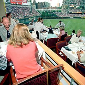 Terrace Club, Progressive Field, Cleveland