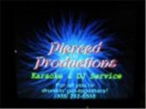 Pierced Productions Karaoke/DJ