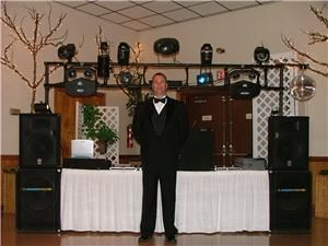 DJ EXPRESS, Kent — Picture of me with my bigger DJ system.