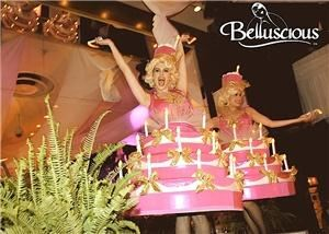 Belluscious, Las Vegas — Cake Girls