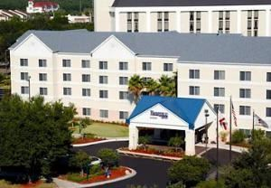 Fairfield Inn Orlando Airport, Orlando — Exterior