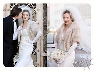 Elizabeth Jayne | Photographer, Austin — A classic winter wedding in downtown Austin.