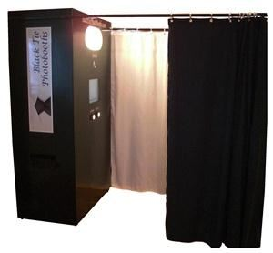 BlackTie Photo Booths Kansas