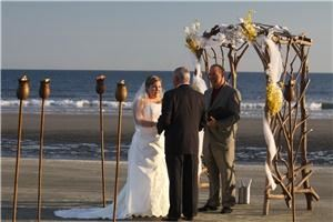 Lowcountry Wedding Minister - Myrtle Beach, Myrtle Beach — HOLIDAY ENGAGEMENT SEASON SPECIAL! Receive up to an $800 Cash Discount Off 2011 Wedding Packages Booked with Full Payment! Officiant only services, officiant & photography combination packages, elopement packages, and ceremony decor rentals also available. 