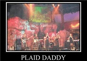 Plaid Daddy Band - Portland