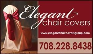Elegant Chair Covers & Linens