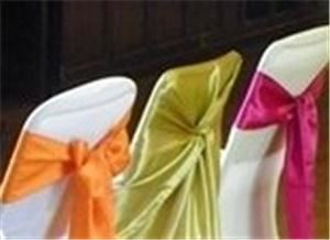 Unique Events And Decor - Chair Cover & Decor Service - Wilmington