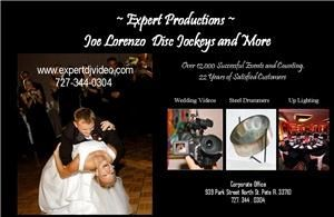 Expert Wedding Productions / Joe Lorenzo and Associates
