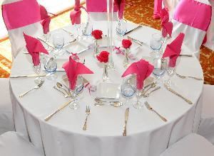 Decorated Events Linen Rentals