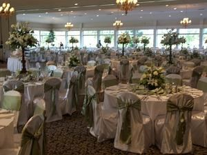 The Grand Ballroom, Twin Lakes Golf & Swim Club, Oakland