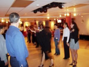 ballroom, Maria Fiora Dance Studio and Center, Stamford — team building dance, private party for guests with dance lesson