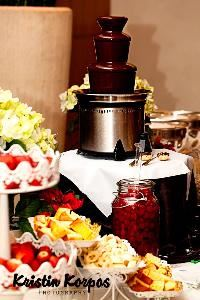 Dolce Indulgence Chocolate Fountain Rentals