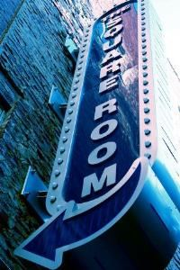The Square Room, Knoxville — Located in the heart of downtown Knoxville.