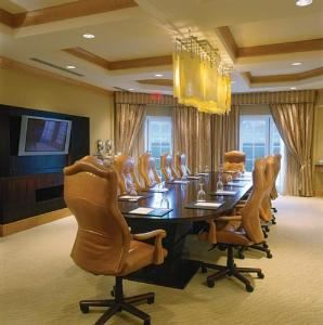 Boardroom, Acqualina Resort & Spa on the Beach, North Miami Beach