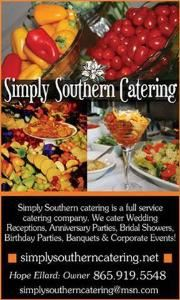simply southern catering, Knoxville