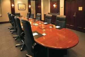 St. Louis Executive Boardroom, Sheraton Montreal Airport Hotel, Dorval
