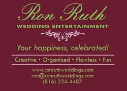 Ron Ruth Wedding Entertainment, Kansas City
