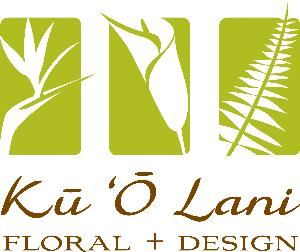 Ku O Lani Floral & Designs, Makawao — Wedding Floral Designer located in Maui. Wedding Bridal Bouquets, Bridesmaid Bouquets, Lei's, Circle of Love, Centerpieces and arrangements for weddings and events for your special Maui Wedding Day.