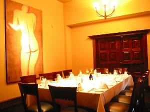 Elevator Room, Mario's Place Restaurant, Riverside — Elevator Room seat 10 to 16 guest for private functions.