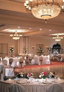 Grand Ballroom, Bridgewater Marriott, Bridgewater
