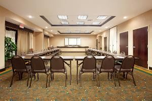Palmetto Ballroom, Hampton Inn Columbia I-20-Clemson Road, Columbia — 1,200 Square feet of space available for corporate meeting or personal functions.