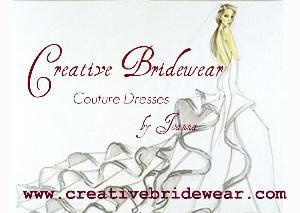 Creative Bridewear Custom Dressmaker Alterations