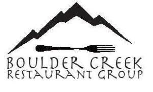 Boulder Creek Restaurant Group, Boulder