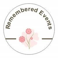 Remembered Events DC