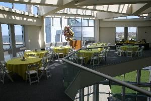 Mezzanine, Great Lakes Science Center, Cleveland — Mezzanine - Luncheon