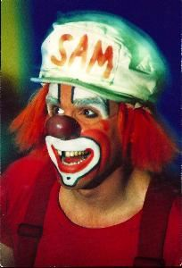 Sam The Clown