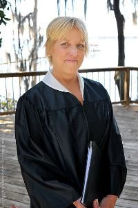 Karen Roumillat, Wedding Officiant