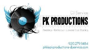 PK Productions DJ Service