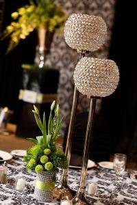 Trade Sensation Events Inc, North York  Crystal Globes Decor