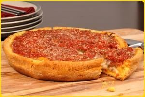 Chicago Street Pizza