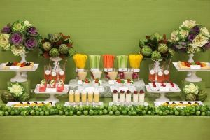 A Alexander Catering And Event Planning, Delray Beach — Great Colds Display