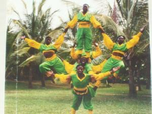 The Warriors African Acrobats