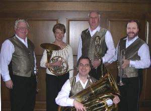 Nottingham Brass Quintet