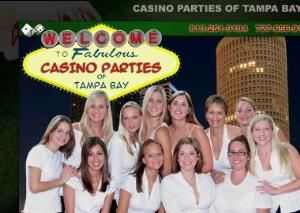 Casino Parties of Tampa Bay, Tampa — Excitement