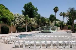 Gazebo, The Palms On Southern Reception Center, Mesa