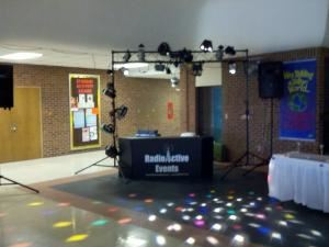 Radio Active Events