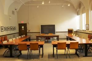 Nevil Classroom, Penn Museum of Archaeology & Anthropology, Philadelphia