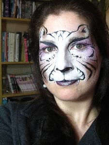 The Gilded Cat - Face Painting & Special Effects for Portland, OR