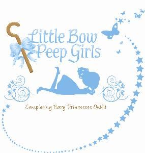 Little Bow Peep Girls