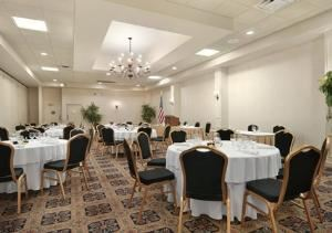 Ballroom, Clarion Inn Conference Center, Gonzales